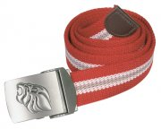 opasek BELT PLUS, red magma