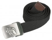 opasek BELT PLUS, black carbon